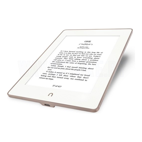 Электронная книга Barnes & Noble NOOK GlowLight Plus
