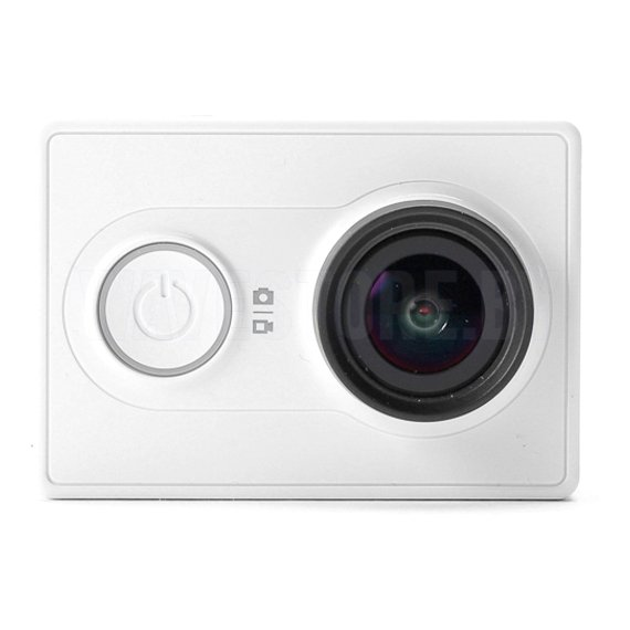 Экшн-камера Xiaomi Yi Action Camera Travel Edition (White)