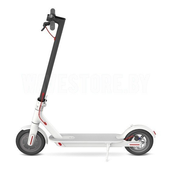 Электросамокат Xiaomi MiJia Smart Electric Scooter (M365) White (International)