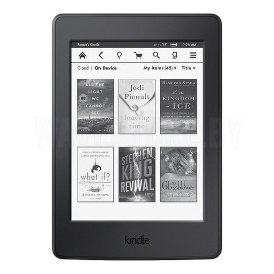 Электронная книга Amazon Kindle Paperwhite 3 (2015) 4 Gb (Black)