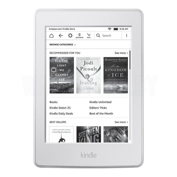 Электронная книга Amazon Kindle Paperwhite 3 (2015) 4 Gb (White)