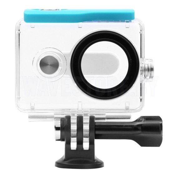 Аквабокс Xiaomi Yi Waterproof Case для экшн-камеры Xiaomi Yi Action Camera (Green)