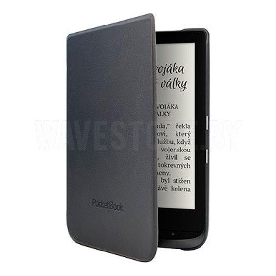 Обложка PocketBook Shell (Black) для 616 (Basic Lux 2)