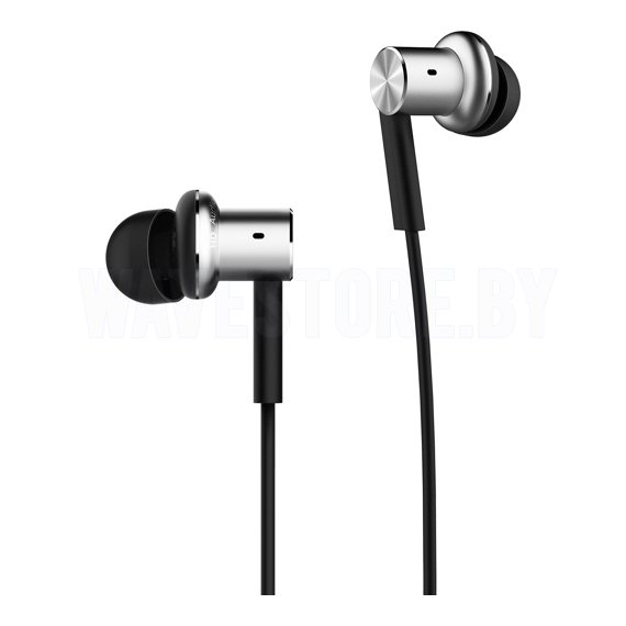 Наушники с микрофоном Xiaomi Hybrid Dual Drivers Earphones (Piston 4)
