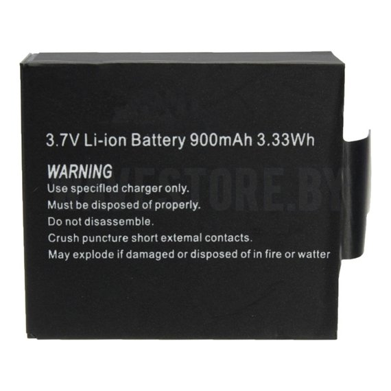 Аккумулятор для экшн-камер SJCAM SJ4000/5000 series (900 mAh)