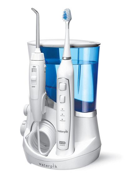Зубной центр Waterpik WP-861W Complete Care 5.0