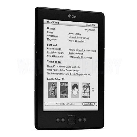 Электронная книга Amazon Kindle 5 (2012)