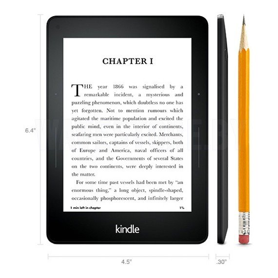 Электронная книга Amazon Kindle Voyage