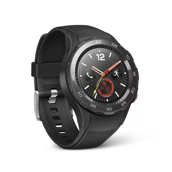 Умные часы Huawei Watch 2 Sport (Carbon Black)