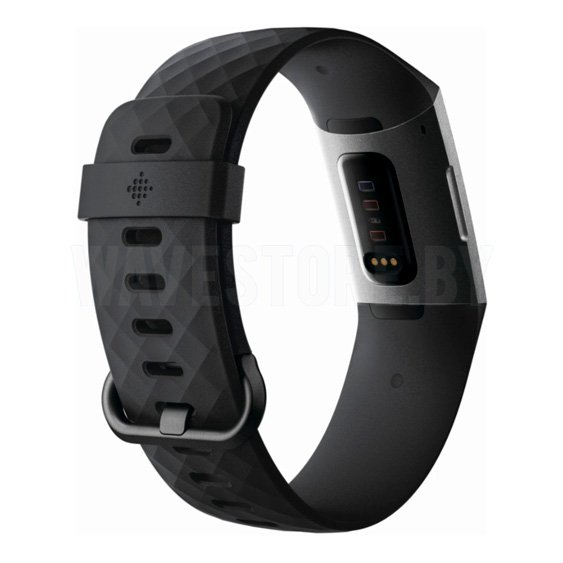 Умный браслет Fitbit Charge 3 (Black/Graphite)