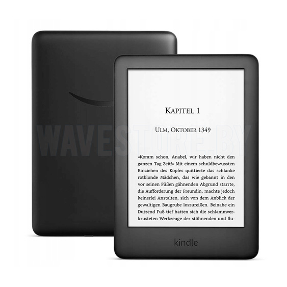 Электронная книга Amazon Kindle 2019 (Black)