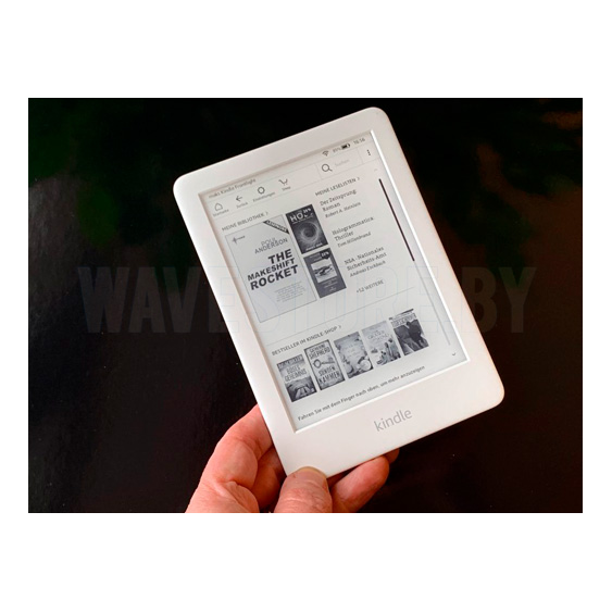 Электронная книга Amazon Kindle 2019 (White)