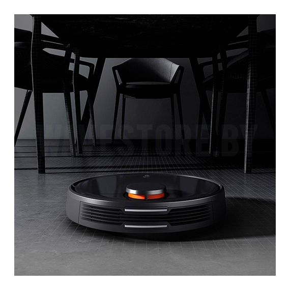 Робот-пылесос Xiaomi Mijia LDS Vacuum Cleaner (Black)