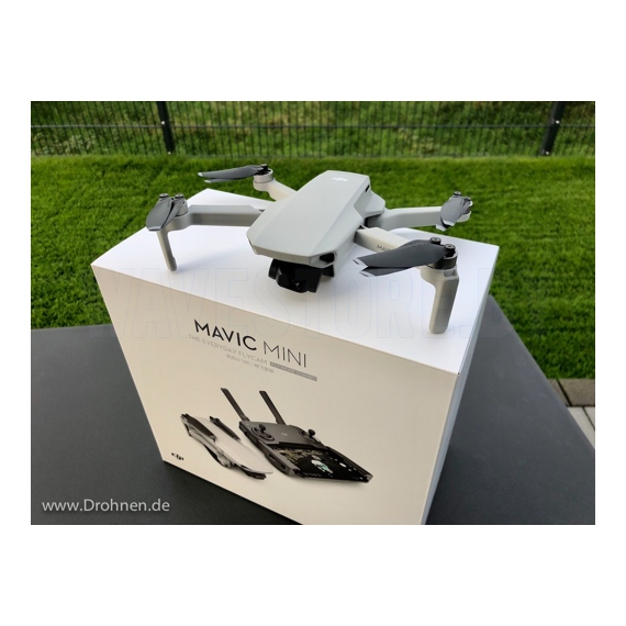 Квадрокоптер DJI Mavic Mini