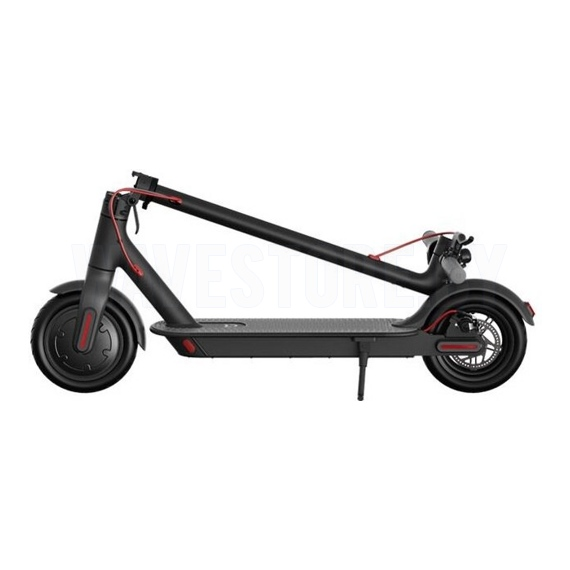 Электросамокат Xiaomi MiJia Electric Scooter M365 1S (Black)