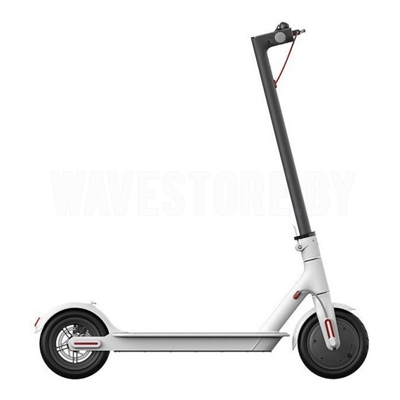 Электросамокат Xiaomi MiJia Electric Scooter M365 1S (White)
