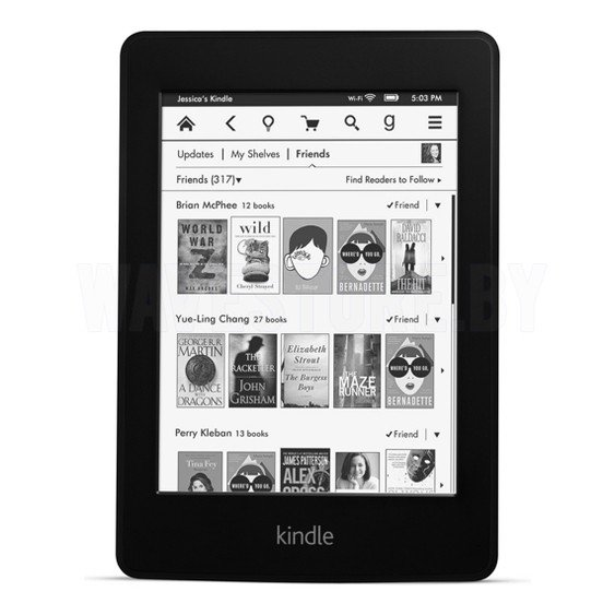 Электронная книга Amazon Kindle Paperwhite 2 (2013) 4 Gb