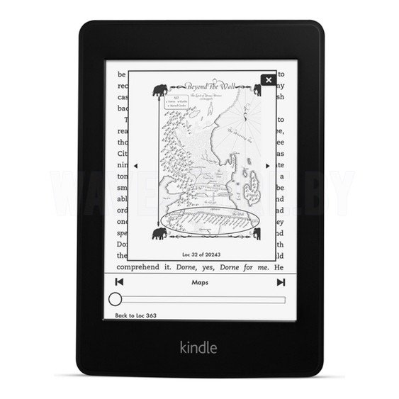 Электронная книга Amazon Kindle Paperwhite 2 (2013) 2 Gb