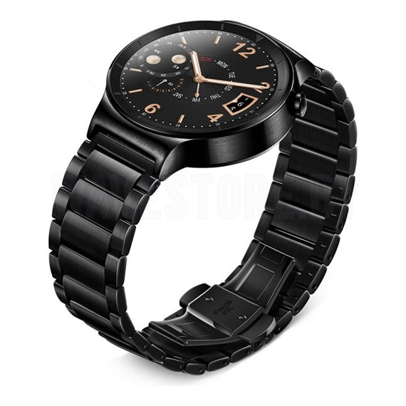 Умные часы Huawei Watch Active (Black/Black Stainless Steel Link)