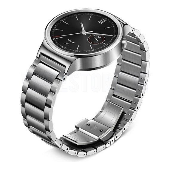 Умные часы Huawei Watch Active (Silver/Stainless Steel Link)